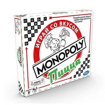 Настольная игра: HASBRO (РУС): Монополия пицца