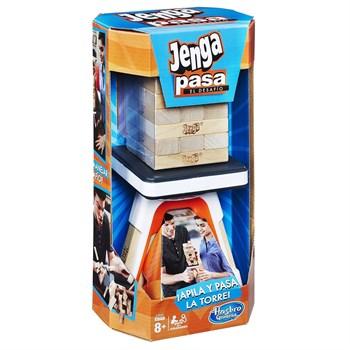 Настольная игра: HASBRO (РУС): Дженга челлендж