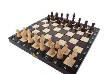 "Шахматы+шашки+нарды  ""3 в 1"", дерево  (35.5 x 35)"