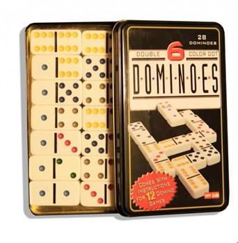 «Domino 6» - Набор домино на 6 человек.