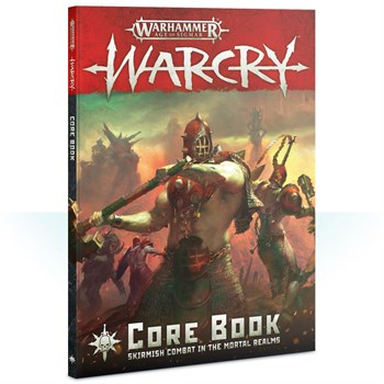 Warcry Core Book (eng)