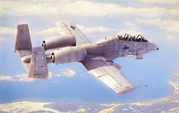 Авиация  N/AW A-10A Thunderbolt II (1:48)