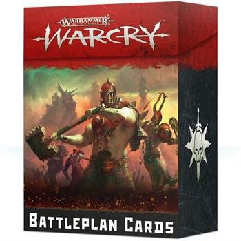 Warcry: Battleplan Cards (eng)
