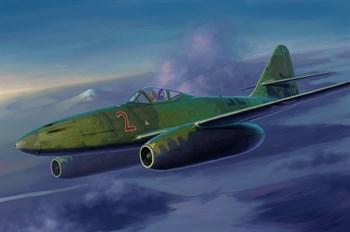 Авиация  Messerschmitt Me 262 A-1a  (1:48)