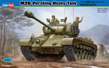 Танк  M26 Pershing Heavy Tank  (1:35)