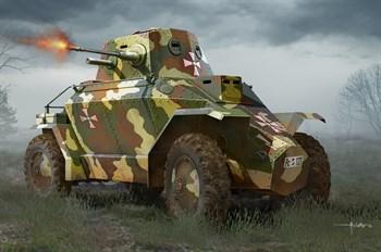 Бронеавтомобиль  Hungarian 39m Csaba Armored Car  (1:35)
