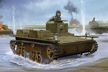 Soviet T-38 Amphibious Light Tank  (1:35)