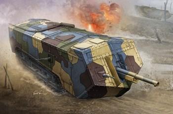 French Saint-Chamond Heavy Tank - Medium  (1:35)