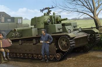Soviet T-28 Medium Tank (Cone Turret)  (1:35)