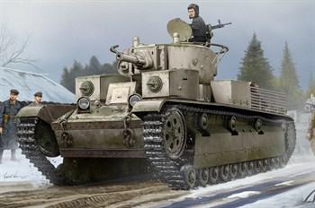 Soviet T-28 Medium Tank (Riveted)  (1:35)