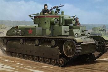 Soviet T-28 Medium Tank (Welded)  (1:35)