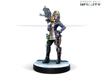 Dart, Optimate Huntress (Submachine gun, Grenades) (ALEPH)