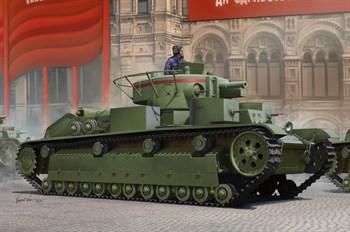 Soviet T-28 Medium Tank (Early)  (1:35)