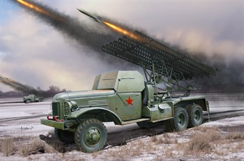 Russian Bm-13n  (1:35)