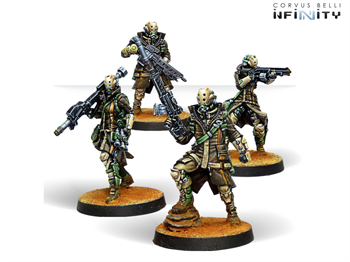 Zhayedan Intervention Troops (Haqqislam)