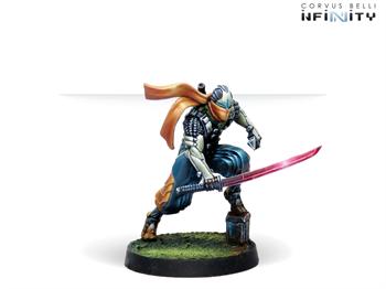 Saito Tōgan, Mercenary Ninja (Combi Rifle) (NA2)