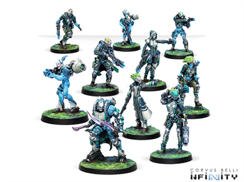 Spiral Corps Army Pack  (Army Pack)