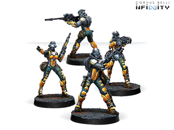 Celestial Guards (Yu Jing)