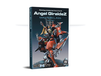 Painting Miniatures From A to Z - Angel Giraldez Masterclass vol.1   (Book)
