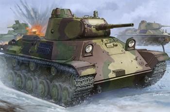 Finnish T-50 Tank  (1:35)