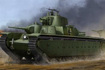 Soviet T-35 Heavy Tank - Late  (1:35)