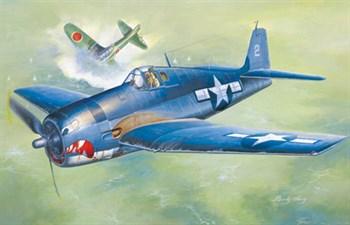 Авиация  Grumman F6F-3 Hellcat Early Version  (1:48)