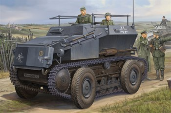 БТР German Sd.Kfz.254 Tracked Armoured Scout Car  (1:35)