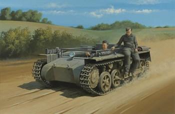 Техника и вооружение  German Pz.Kpfw.1 Ausf. A ohne Aufbau  (1:35)