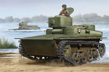 Soviet T-37 Amphibious Light Tank Early  (1:35)