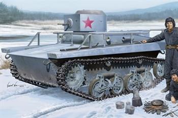 Soviet T-37tu Command Tank  (1:35)