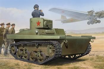 Soviet T-37a Light Tank(Izhorsky)  (1:35)