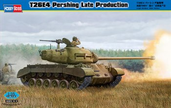 Танк  T26E4 Late Production  (1:35)
