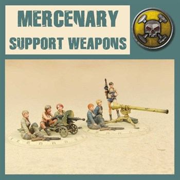 MERCENARY SUPPORT WEAPONS