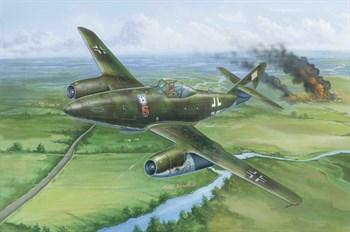 Авиация  Me 262A-1a/U1 (1:48)