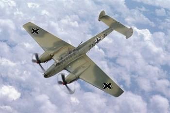 Авиация  Messerschmitt Bf110 Fighter  (1:72)