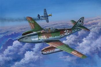Авиация  Messerschmitt Me-262A-1a/U5 (1:48)
