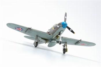 Авиация  P-39 N Aircacobra  (1:72)