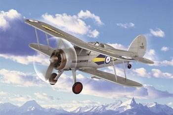 Авиация  RAF Gladiator  (1:72)