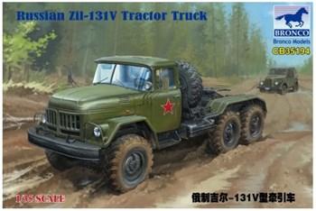Russian 131V Tractor Truck  (1:35)