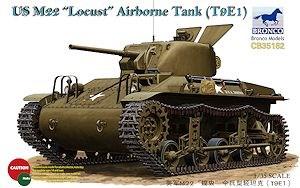 US M22 Locust Airborne Tank (T9E1) (1:35)
