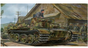 Panzerkampfwagen I Ausf.F (VK18.01) (1:35)