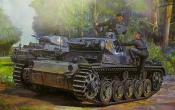 Pz.Kpfw. III Ausf. A (Sd Kfz 141)  (1:35)