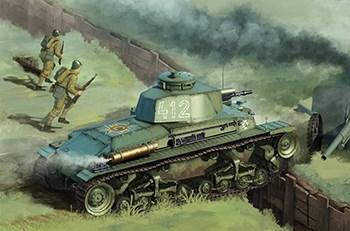 Skoda LT Vz35 & R-2 Tank (2 in 1)  (1:35)