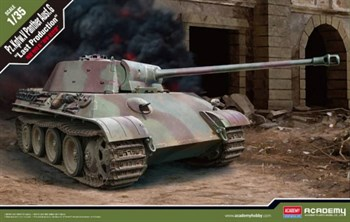"Pz.Kpfw.V Panther Ausf.G ""Last Production""  (1:35)"