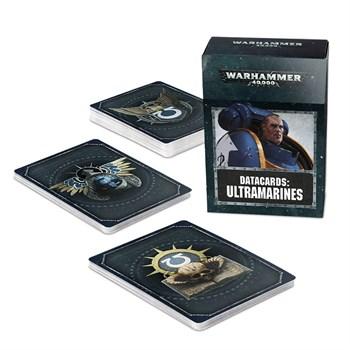 Datacards: Ultramarines (eng)
