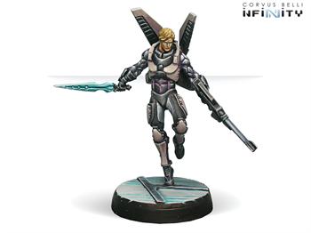 Diomedes, Ekdromoi Officer (Mk12, Nanopulser) (ALEPH)