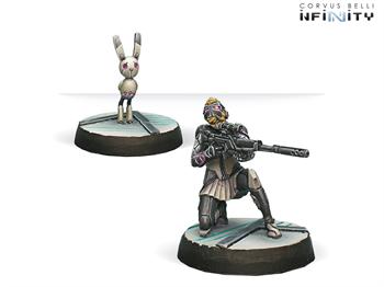 Atalanta, Agêma's NCO & Spotbot (ALEPH)