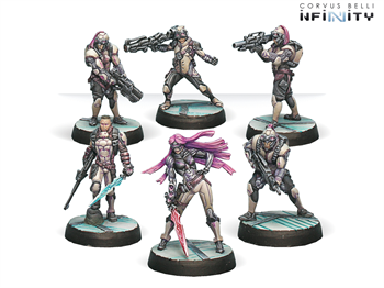 The Steel Phalanx (ALEPH Sectorial Starter Pack) (ALEPH)
