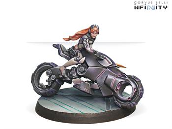 Penthesilea, Amazon Warrioress (Monofilament CCW) (ALEPH)