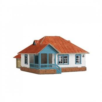 Сельский дом №3  04.04.19